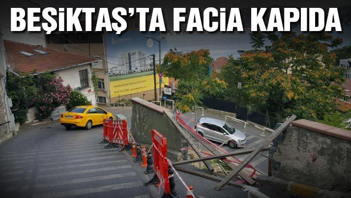 Beşiktaş'ta bomba uzmanları alarma geçti!