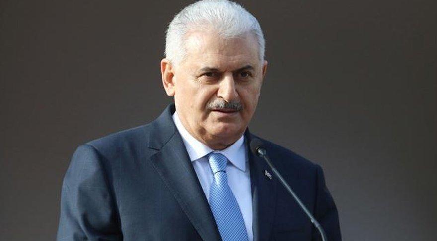 Başbakan Yıldırım'dan telefon diplomasisi