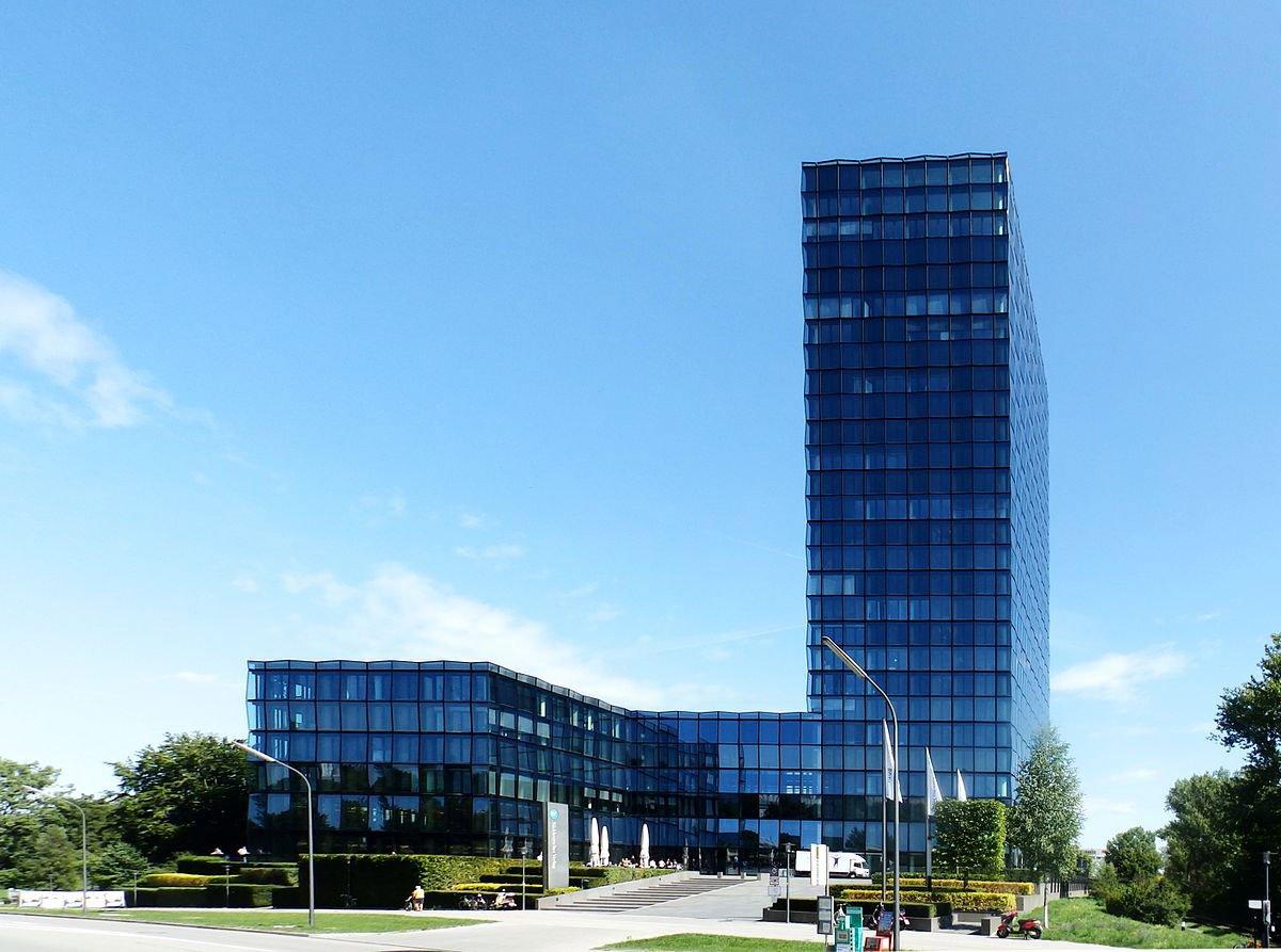 Süddeutsche Zeitung'un Almanya Münih'teki genel merkezi.