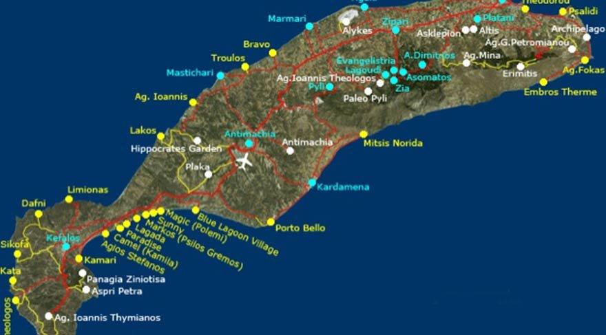 Kos Adası'nda ölü ve yaralılar var!