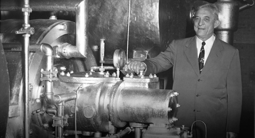 Klimayı bulan adam: Willis Carrier