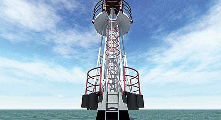 Yeniköy'e deniz feneri yapılacak