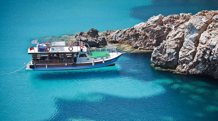 Şarap ve balıkçılığı ile tanınan ada: Bozcaada