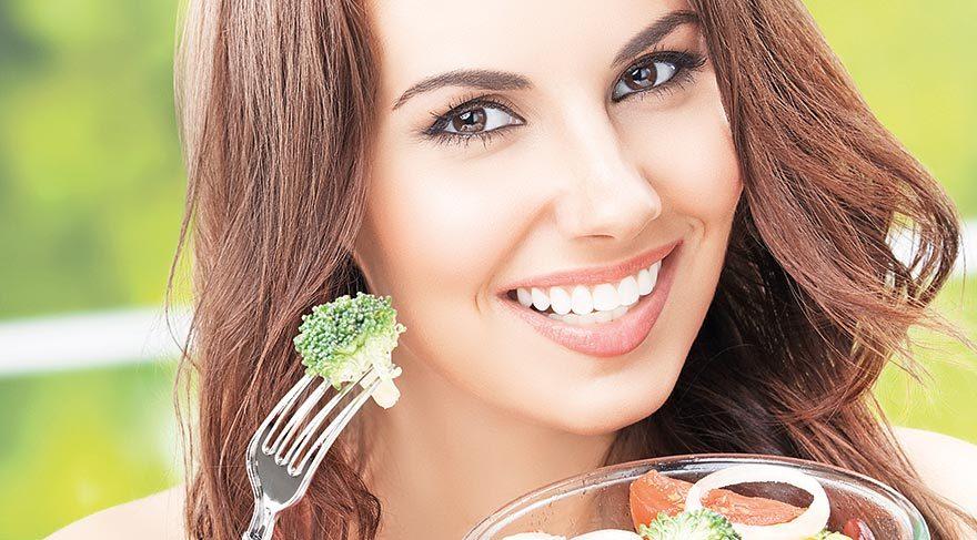 Brokoli cildi koruyor