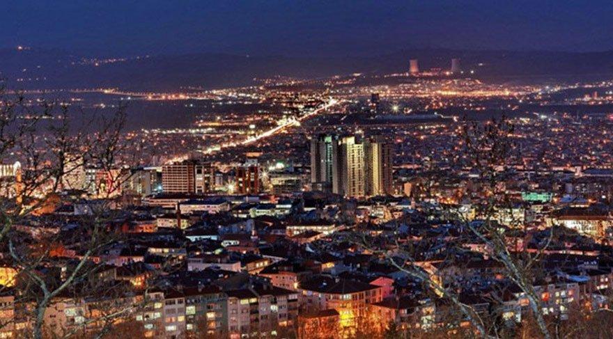 Bursa'da konut fiyatları 3 yılda yüzde 50 arttı