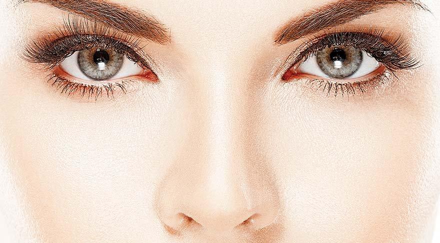 Ameliyatsız göz kapağı estetiğiyle 10 yaş gençleşin