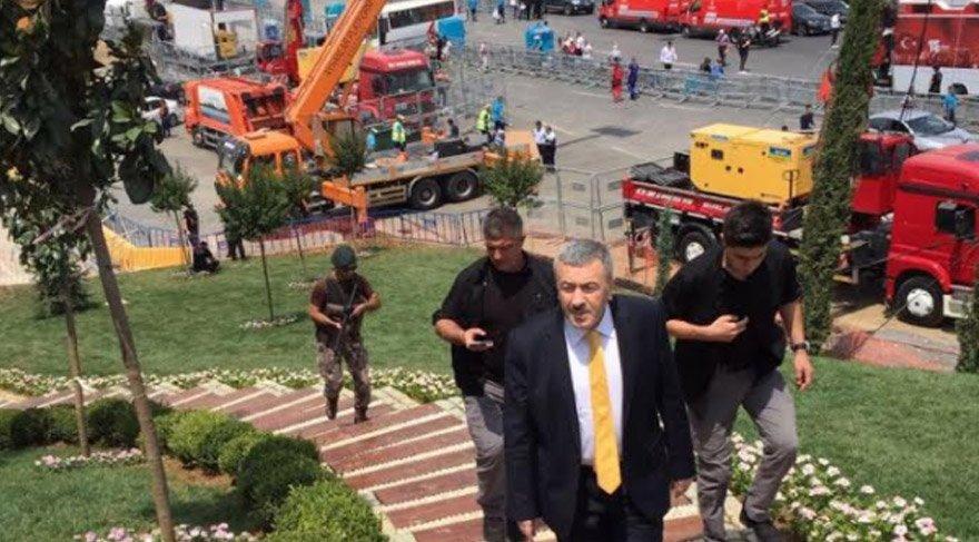İstanbul'da 25 bin polisli önlem