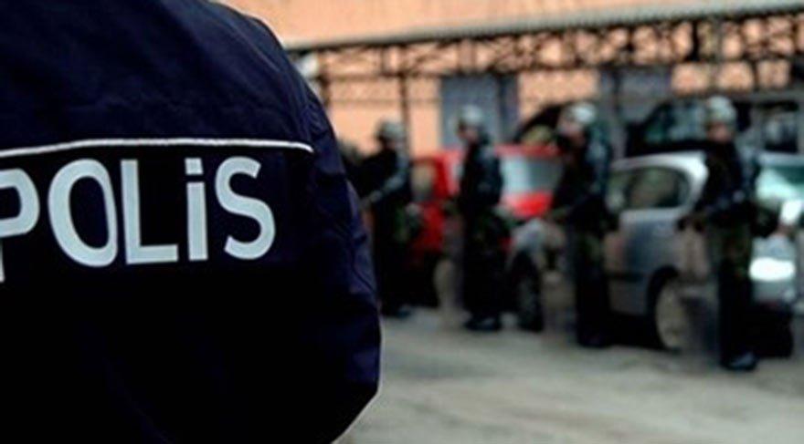 Konya'da IŞİD hücre evine baskın!