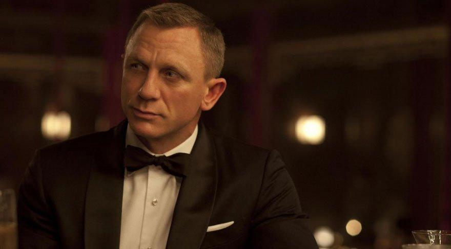 25'inci film çekiliyor! James Bond filminin tarihi açıklandı