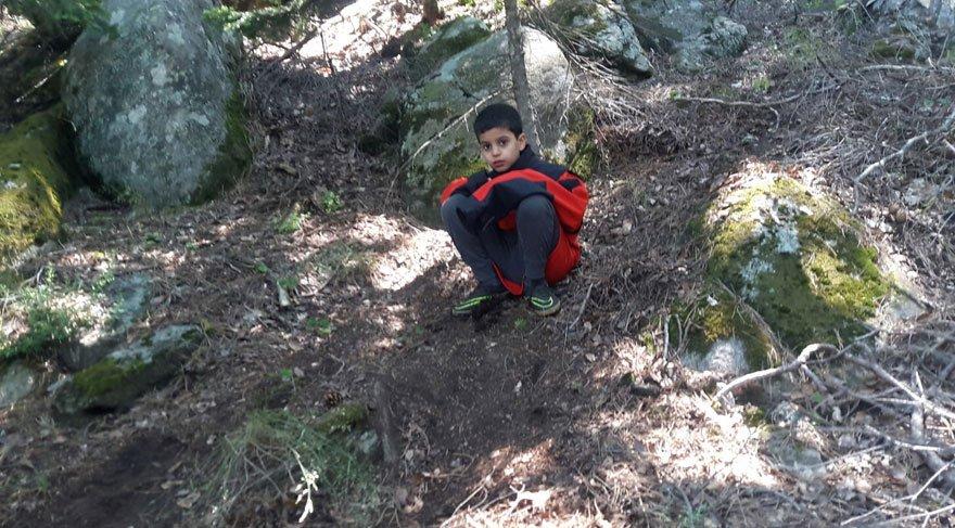 Uludağ'da kaybolan çocuk bulundu