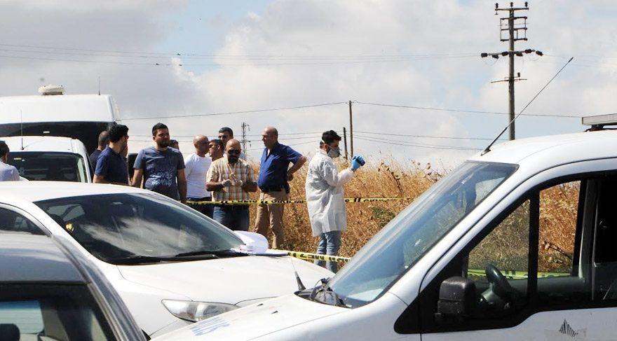 Ağrılı iş adamı otomobilinde öldürüldü