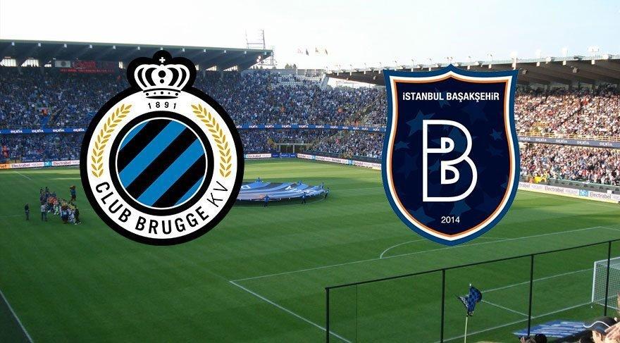 Club Brugge Medipol Başakşehir maçı canlı izle: Şampiyonlar Ligi ön eleme heyecanı!