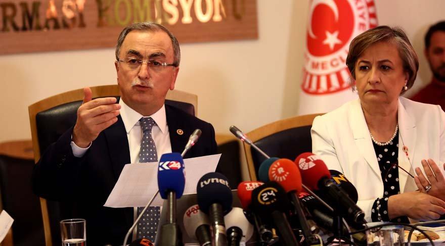 Darbe komisyonu raporuna son dakika eki! CHP 'FETÖ'yü cesaretlendirmekle' suçlandı