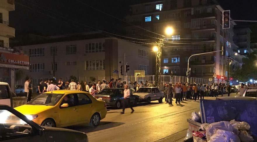 Ankara'da Suriyelilere linç girişimi!