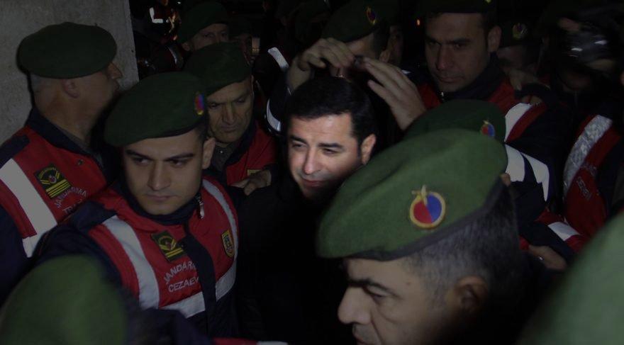 Selahattin Demirtaş PKK'yı lanetledi…