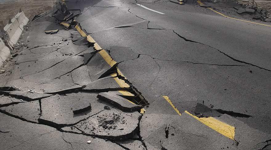 deprem- son dakika haberi