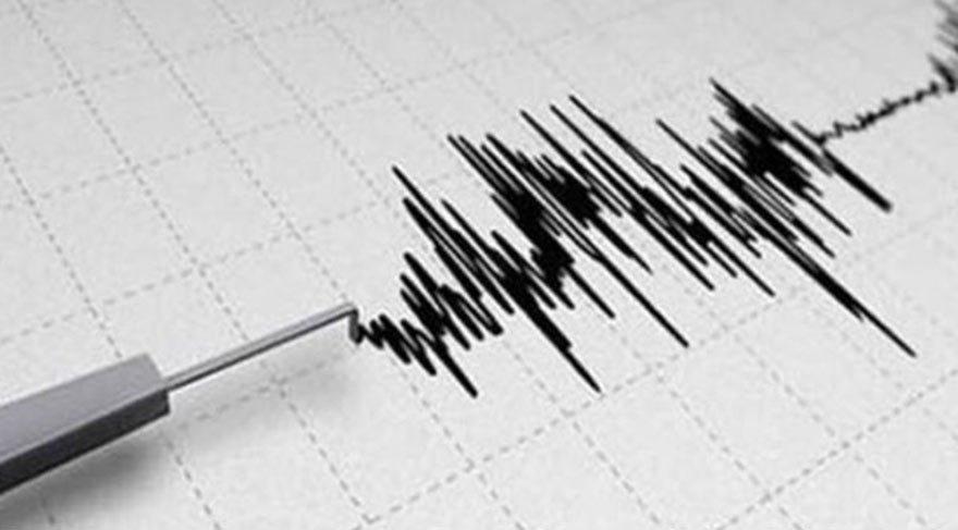 Ege'de deprem yine korkuttu! Merkez üssü neresi? Depremin büyüklüğü kaç?