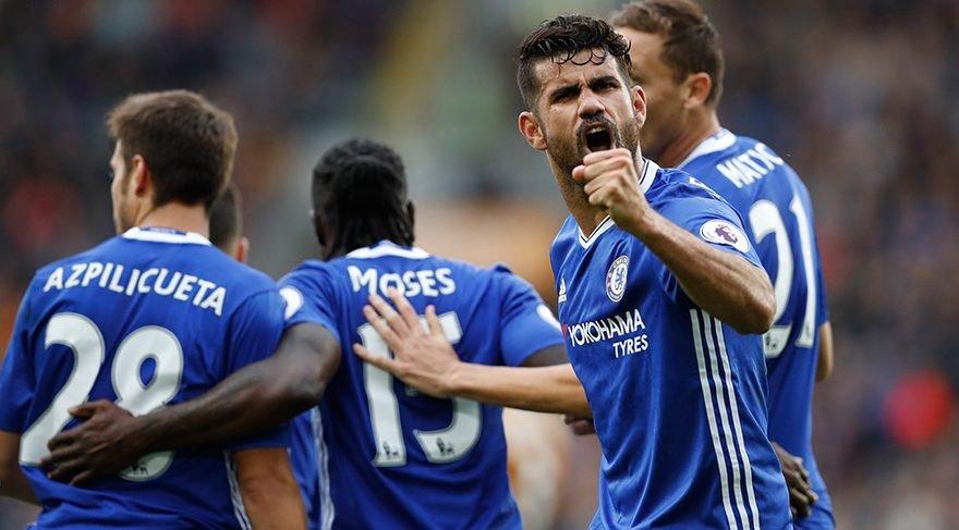 """Diego Costa kimdir? Taraftardan Costa'ya çağrı """"Come to Beşiktaş"""""""