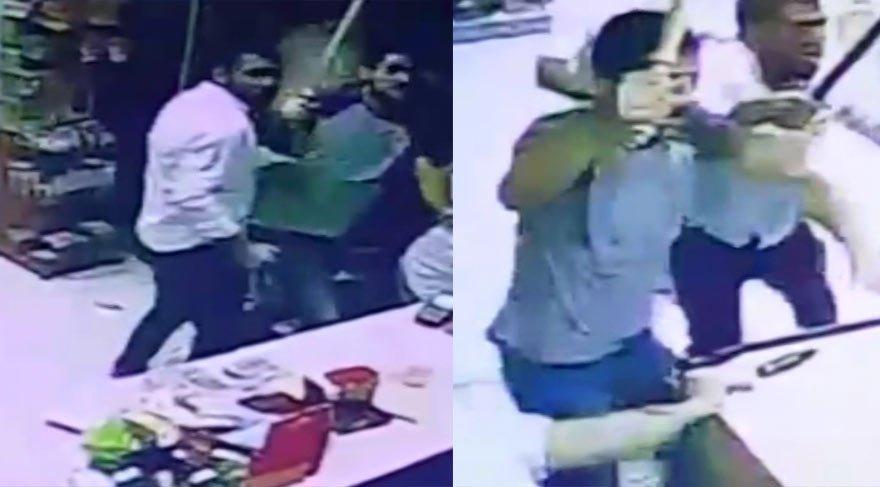 Satırlı kavgada 9 tutuklama
