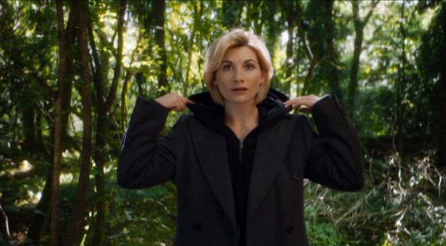 Tarihinde ilk kez 'Doctor Who'yu bir kadın oynayacak