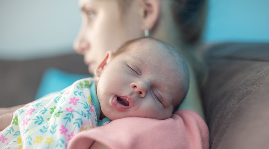 Doğum sonrası depresyonunun 10 belirtisi