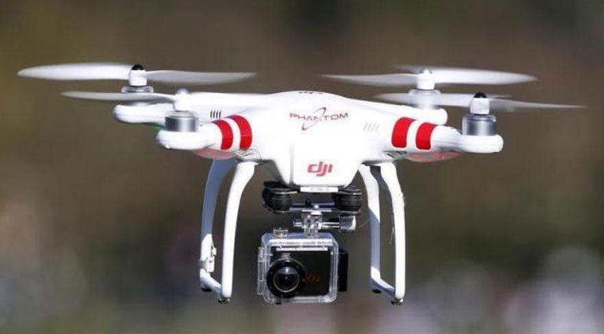 15 Temmuz anmasında drone düştü, yaralılar var
