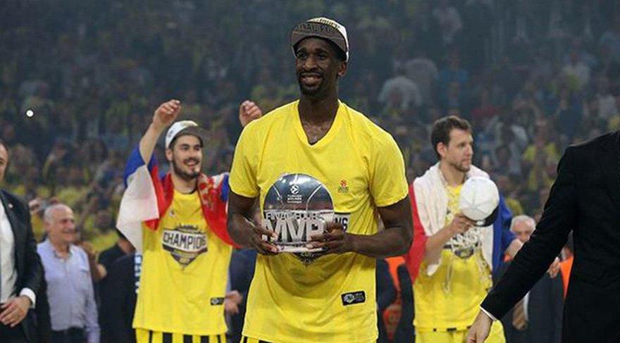 Fenerbahçe'de Eurolig şampiyonluğu yaşayan Ekpe Udoh kimdir?