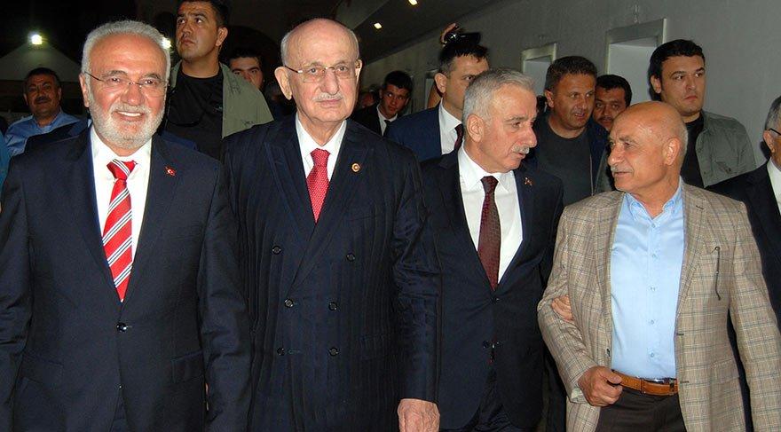 TBMM Başkanı'ndan AKP'li Elaitaş'a: O kadar da değil