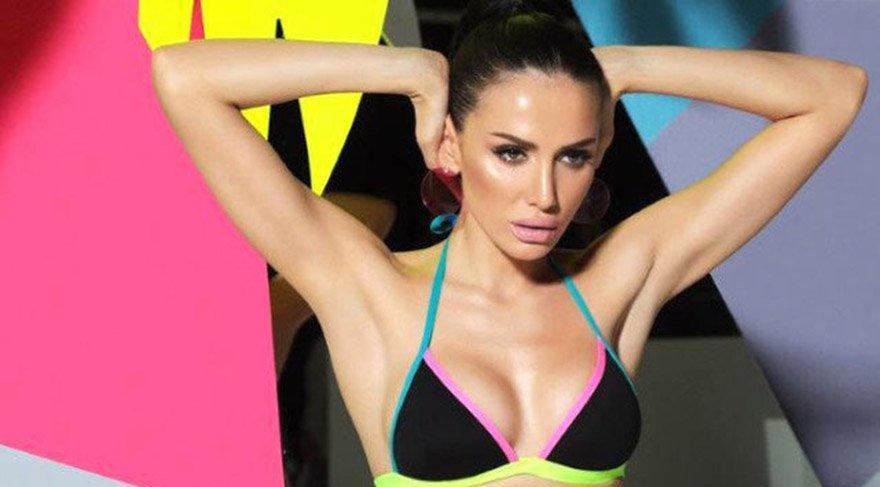 Emina Sandal, iç çamaşırı markasının satışlarını patlattı!