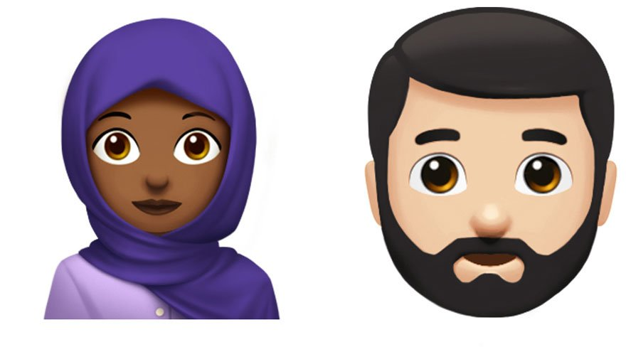 Apple'dan yeni emojiler görücüye çıktı