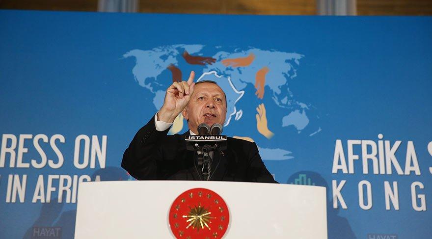 Erdoğan: Bunlara terörist diyemezsiniz