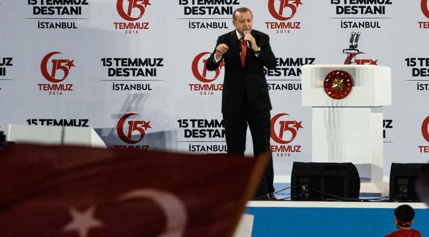 Erdoğan'ın konuşmasındaki üç kritik vurgu