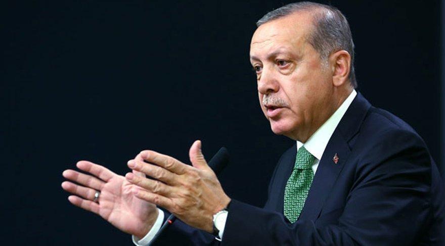 Erdoğan, Guardian'a yazdı: Ya teröristlerle olun ya da Türk halkıyla