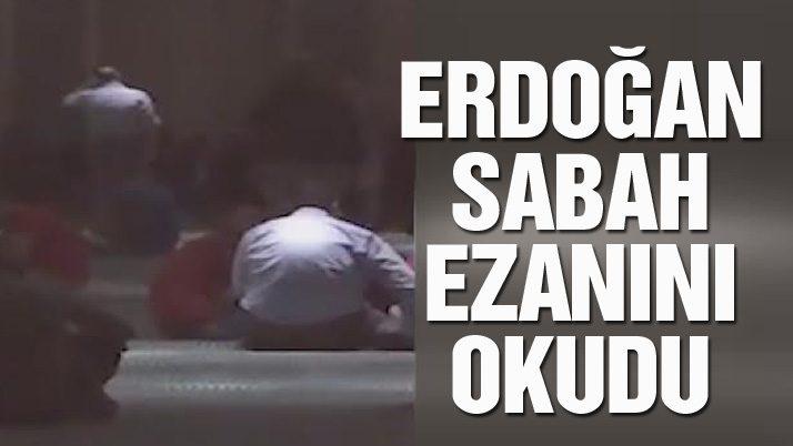 15 Temmuz Şehitleri anmasında Erdoğan'dan sert sözler