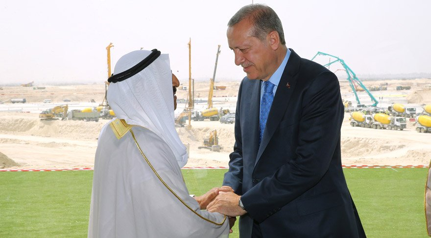 Erdoğan'dan flaş Arap turu