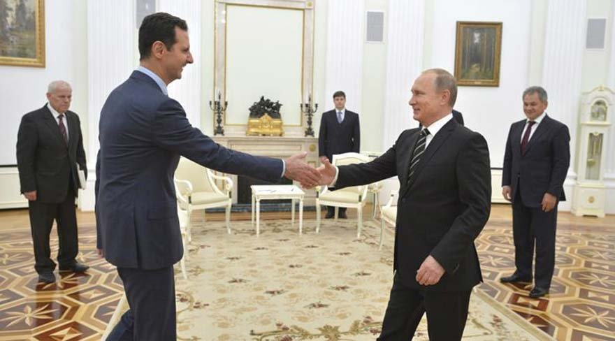 Rusya en az 49 yıl daha Suriye'de