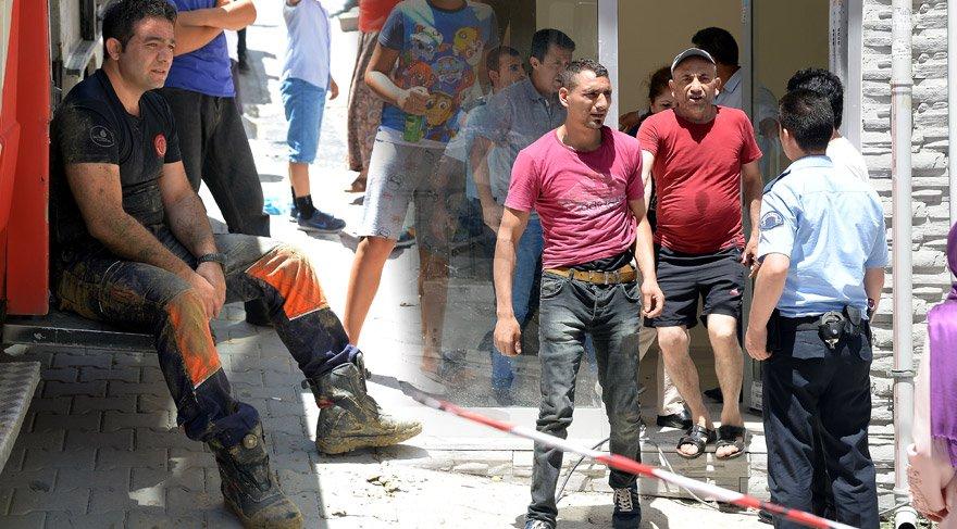 Esenyurt'ta feci olay: Bir işçi yaşamını yitirdi