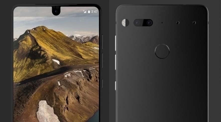 Essential Phone ne zaman satışa sunulacak?