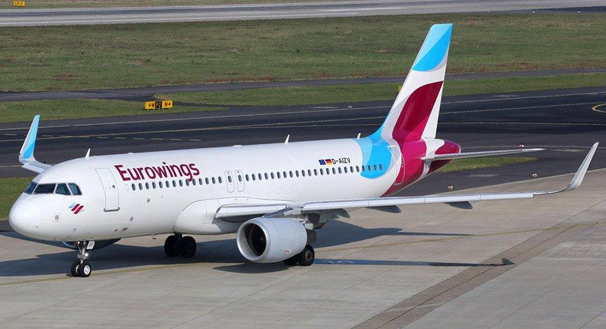 Eurowings pilotu Türkiye'ye uçmayı reddetti iddiası