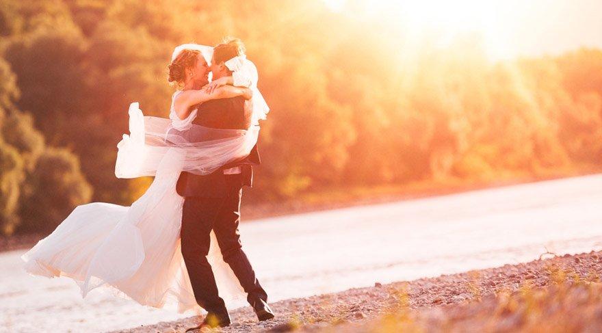 Evlenmek ve yuva kurmak için en güzel dönem!