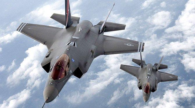 ABD'li temsilcilerden çağrı: Türkiye'ye F-35 vermeyin