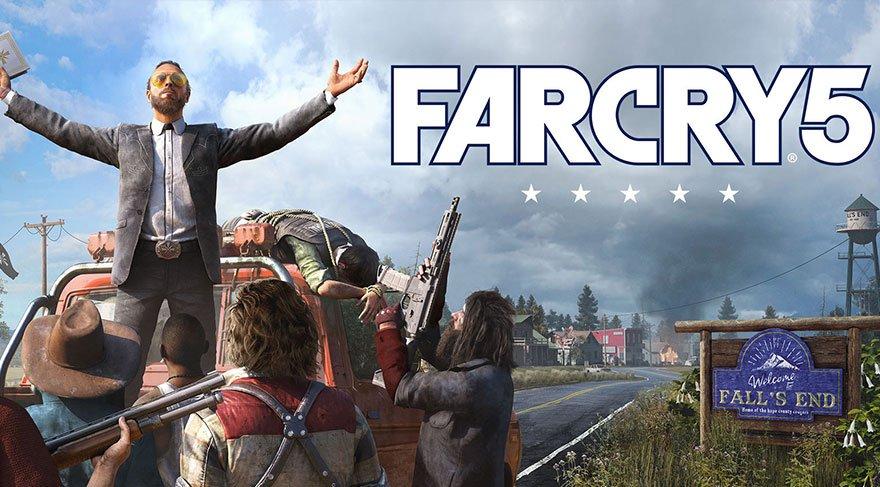 Far Cry 5 co-op tarafında üzdü!