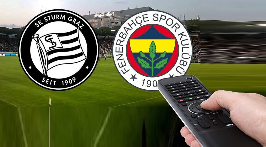 Sturm Graz Fenerbahçe maçı canlı izle! Maçı canlı yayınlayacak kanallar