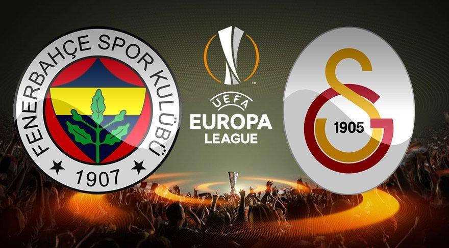 Fenerbahçe ve Galatasaray'ın rakipleri belli oldu (Avrupa Ligi kura çekilişi)