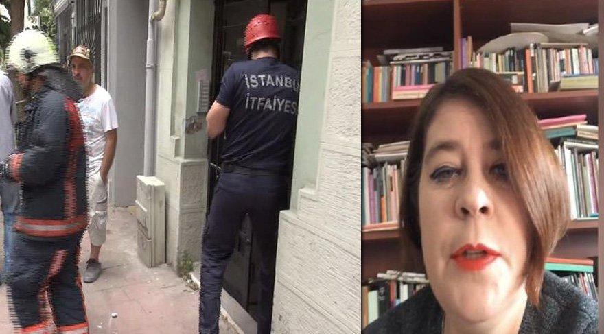 Fransızca öğretmeninin Cihangir'de sır ölümü