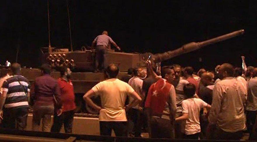 FSM Köprüsü'nü işgal girişiminde 61 askere rekor ceza istendi