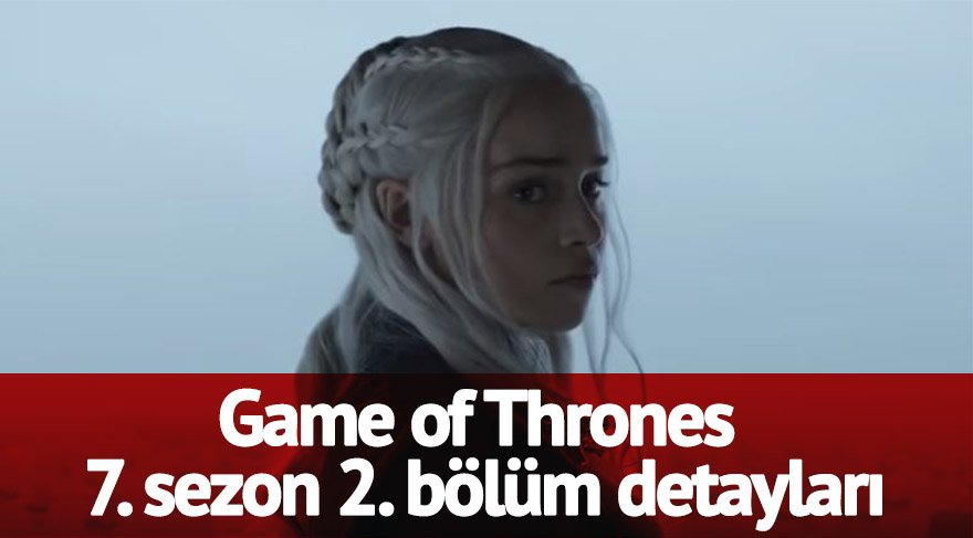 Game of Thrones 7. sezon 2. bölüm altyazılı izleme yöntemleri neler?
