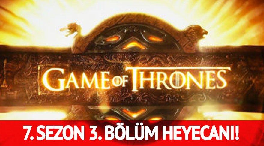 Game of Thrones 7. sezon 3. bölüm yayınlandı mı? Game of Thrones nasıl izlenir?