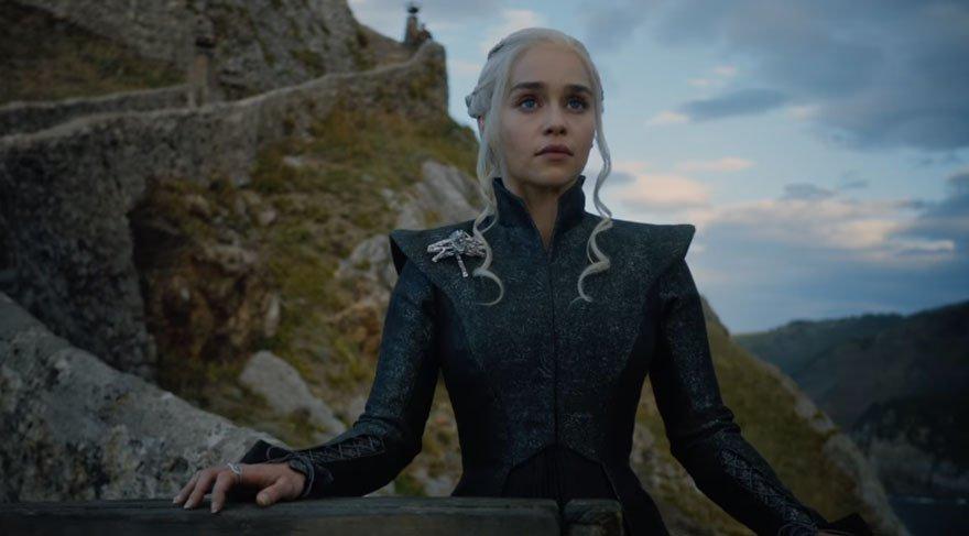 Game of Thrones 7. sezon 3. bölüm ne zaman, saat kaçta? (Yeni bölüm fragmanı)