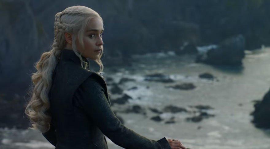 Game of Thrones ne zaman başlıyor? (Game of Thrones 7. sezon fragmanları)
